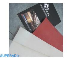 لاستیک سیلیکون, silicone, rubber silicone , ورق سیلیکونی