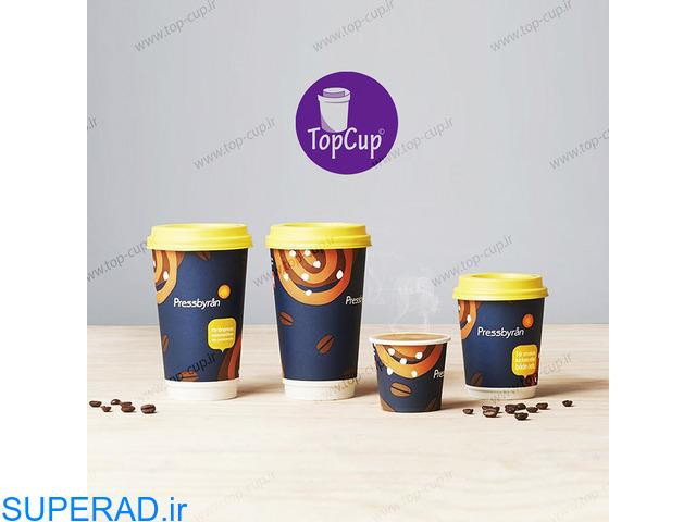 تولید لیوان کاغذی تاپ کاپ