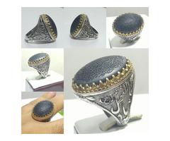 فروش جواهرات نقره و سنگ های قیمتی