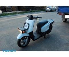 موتور سیکلت اسکوتر ( پاکشتی ) یاماها YAMAHA GEAR 50 cc