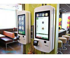کیوسک لمسی سفارش غذا با کاربرد اختصاصی برای رستوران ها