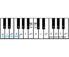 یادگیری سریع ارگ و پیانو