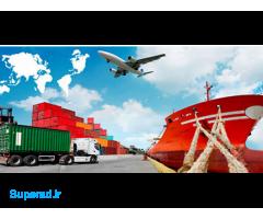 حمل و نقل بین المللی , کاسپین حمل آسیا