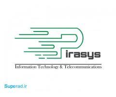 پشتیبانی شبکه شرکت پیراسیس