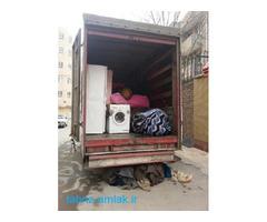 حمل اثاثیه منزل لاله بار تبریز